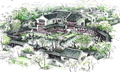 Gallery For Chinese Garden Design